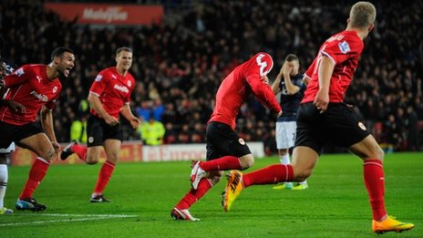 Английская Премьер-лига. «Кардифф Сити» — «Манчестер Юнайтед» — 2:2. Хроника событий