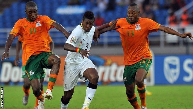 «Сошо» укрепился двумя игроками сборной Замбии