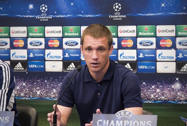 Гончаренко: «Наша команда хочет расти и побеждать»