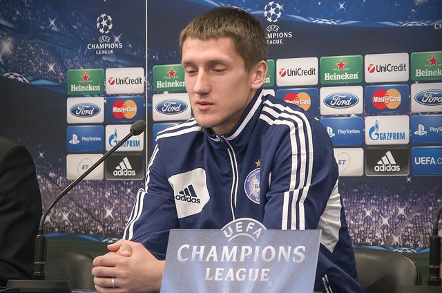 Артем Радьков: «Воспринимаем игру с «Баварией» как матч чемпионата»