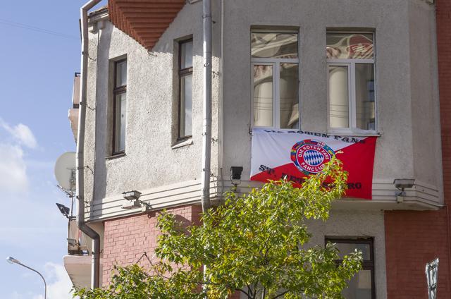 «Бавария» прибыла в Минск