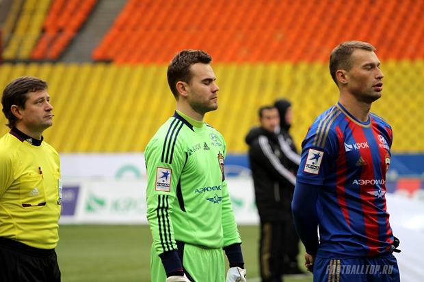 Символическая сборная российской Премьер-лиги сезона-2012/13