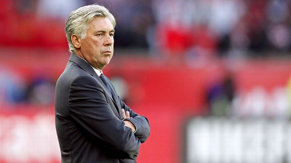 Ancelotti is not sure whether he remains at PSG next season