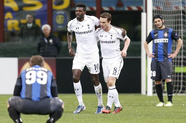 Europa League last-16 results: Inter 4-1 Tottenham