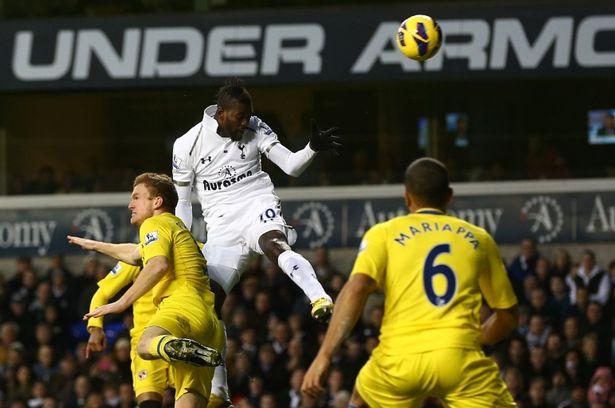 Premier League Matchday 21 Results: Tottenham Hotspur 3-1 Reading