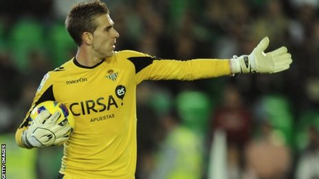 West Ham snapped up Real Betis Adrian on a free transfer