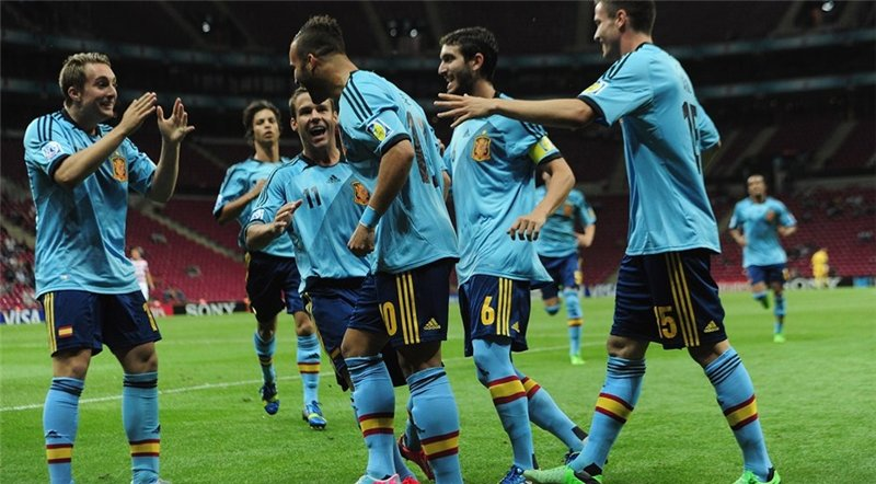Чемпионат мира (U-20). Испания — Гана. Онлайн-трансляция начнется в 22.00