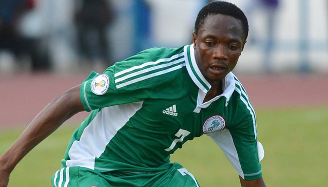 World Cup qualifiers' results (CAF): Kenya 0-1 Nigeria
