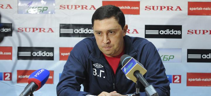 Владимир Газзаев: вряд ли еще можно найти игроков, которые будут биться на поле, не получая зарплат и премий