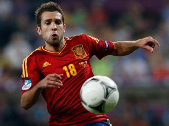 Альба вернулся в «Барселону»