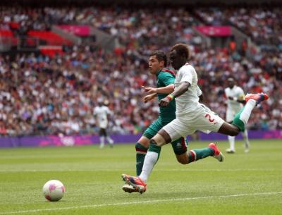 Mexico overcame Senegal 4-2