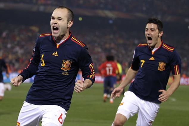 World Cup qualifiers. Key European Fixtures: France vs Spain