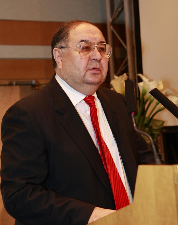 Алишер Усманов недоволен советом директоров «Арсенала»