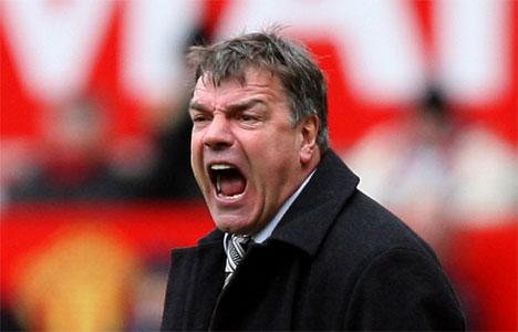 West Ham Allardyce: win over Southampton means survival