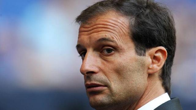 Массимилиано Аллегри может быть уволен после матча с «Удинезе»