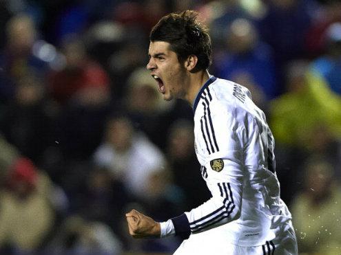 «Реал» готов отдать Морату в аренду «Арсеналу»