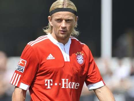 Tymoshchuk may leave Bayern Munich