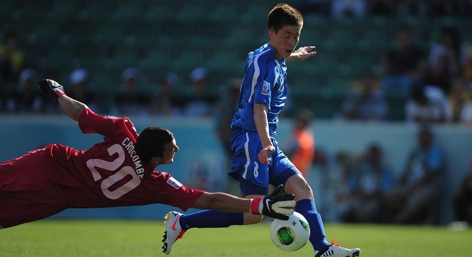 Чемпионат мира (U-20). Хорватия — Узбекистан — 1:1. Хроника событий