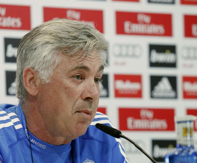 Карло Анчелотти: «Пике следует больше думать о футболе и меньше болтать»