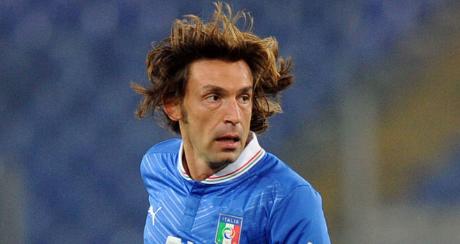 Pirlo set to retire after 2014 World Cup