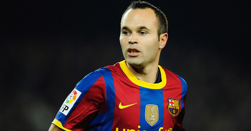 Iniesta does not believe in Tito's revolution