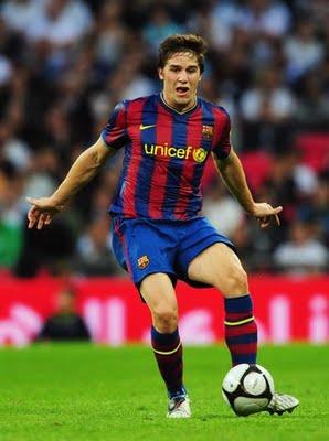 «Барселона» хочет отдать игрока в аренду