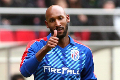 QPR are keen on Anelka