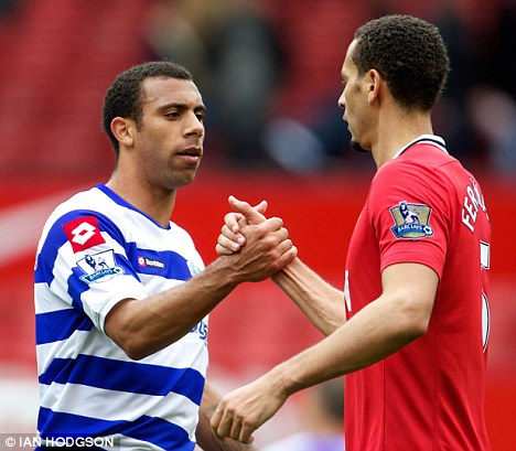 QPR Anton Ferdinand set to join Bursaspor on loan