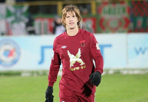 В перерыве матча «Рубин» — ЦСКА объявлено об уходе Ансальди