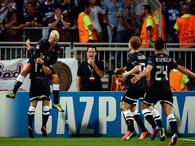 Лига чемпионов-2013/14. Раунд плей-офф. «Реал Сосьедад» — «Лион». Прогноз. «Один шаг до группы»