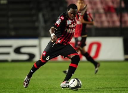 Rennes' Apam keen on Premier League move