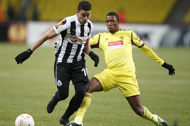 Europa League preview: Newcastle - Anzhi Makhachkala