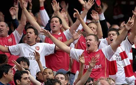 Болельщики «Арсенала» просят увеличить трансферный бюджет клуба до 80 миллионов фунтов