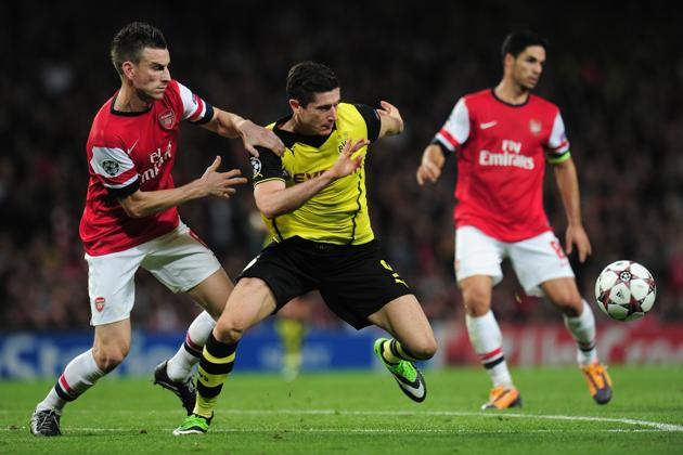 Dortmund vs Arsenal, Juventus vs Real Madrid and other Champions League fixtures