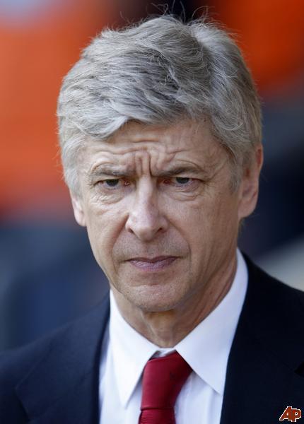 Арсен Венгер настроен на победу в Премьер-лиге