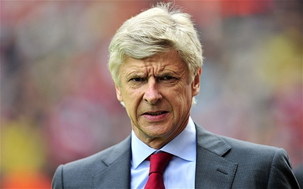 Arsenal boss Wenger concerned with Chelsea's spending power