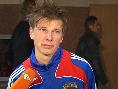 «Арсенал» не рассчитывает на Аршавина