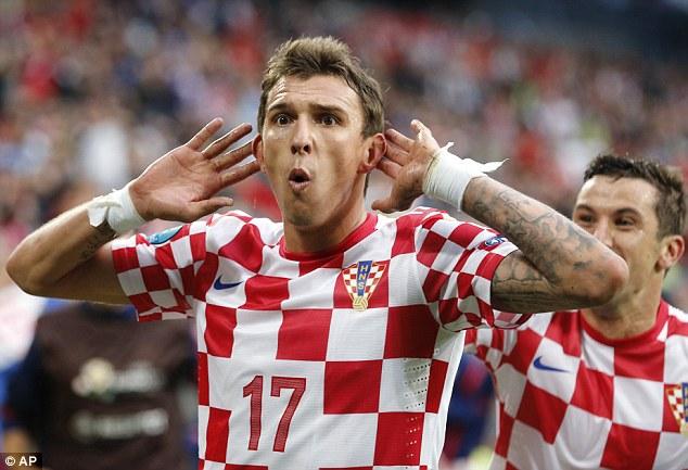 Хорваты обыграли исландцев и завоевали путевку на чемпионат мира