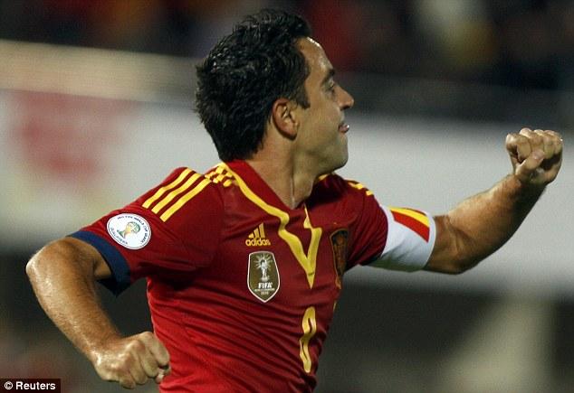 Чемпионат мира-2014. Испания — Грузия — 2:0. Хроника событий