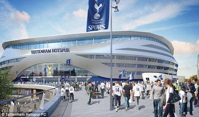 «Тоттенхэм» намерен построить новую арену к 2017 году