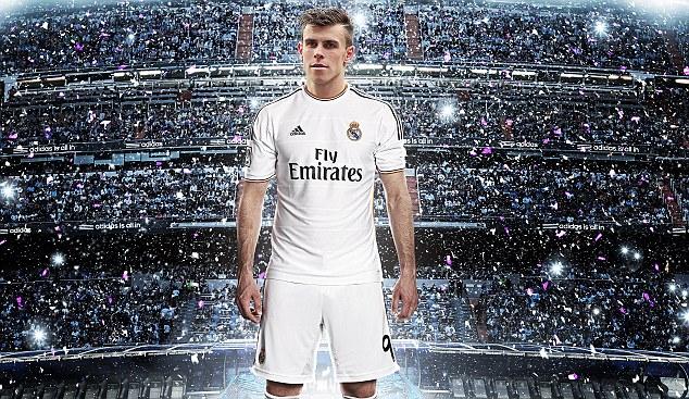 В «Реале» Бейл будет зарабатывать 18,5 млн евро в год