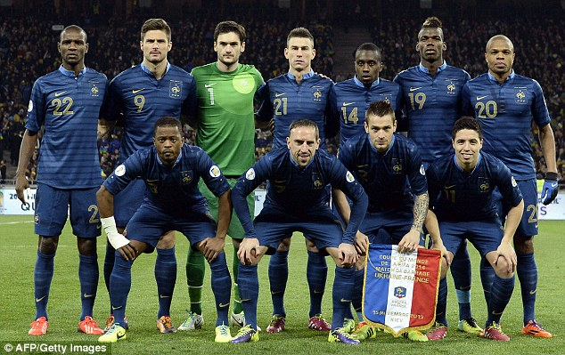 «Мы лучше сборной Украины». Топ-10 французских заявлений накануне вторничного матча
