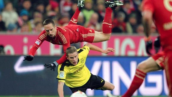Top 5 matches to see this weekend. Borussia Dortmund v Bayern Munich