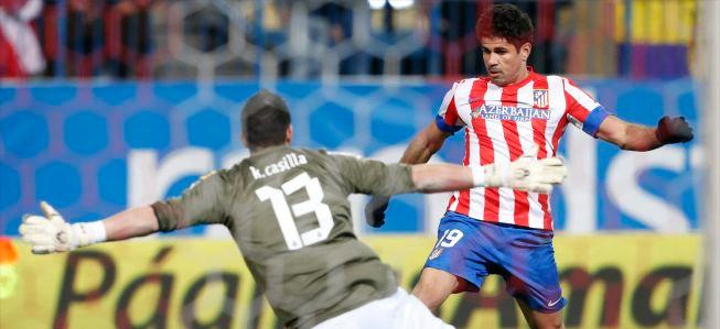 Испанская Ла лига. 25-й тур. «Атлетико» — «Эспаньол» — 1:0. «Уроки игры в меньшинстве»