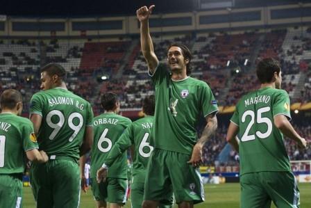 Лига Европы-2012/13. 1/8 финала. «Леванте» — «Рубин». Прогноз. «И вновь на Пиренеи!»