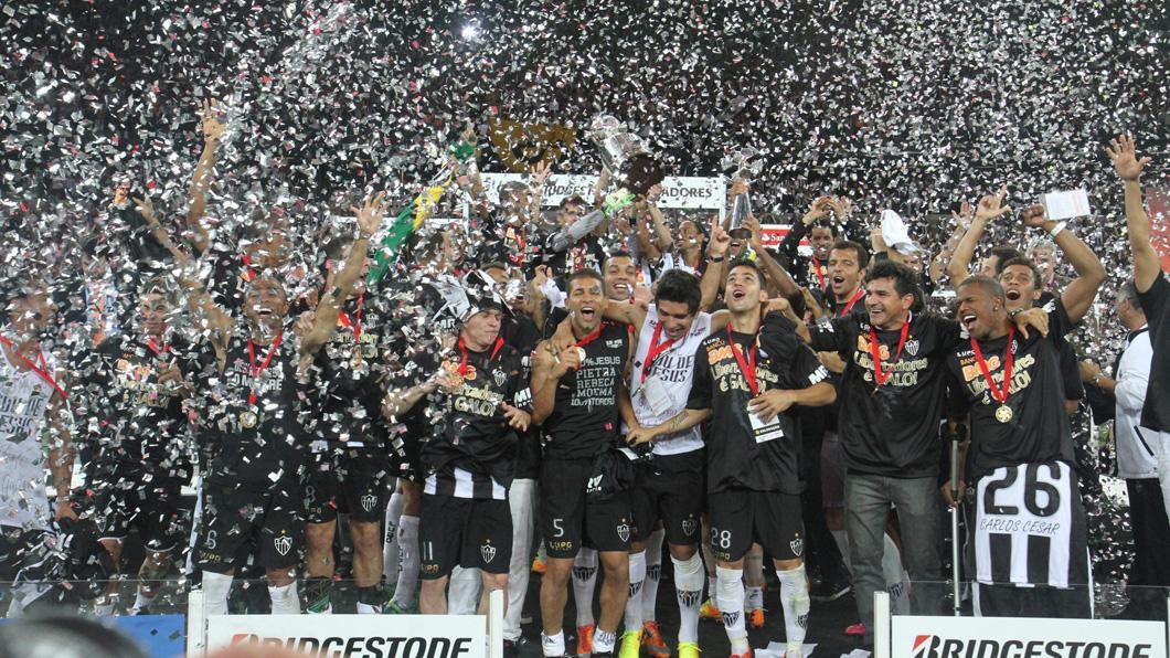 Atlético Mineiro clinches Copa Libertadores