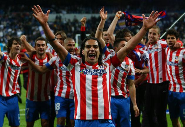«Атлетико» выиграл Кубок Испании, одолев в овертайме «Реал»
