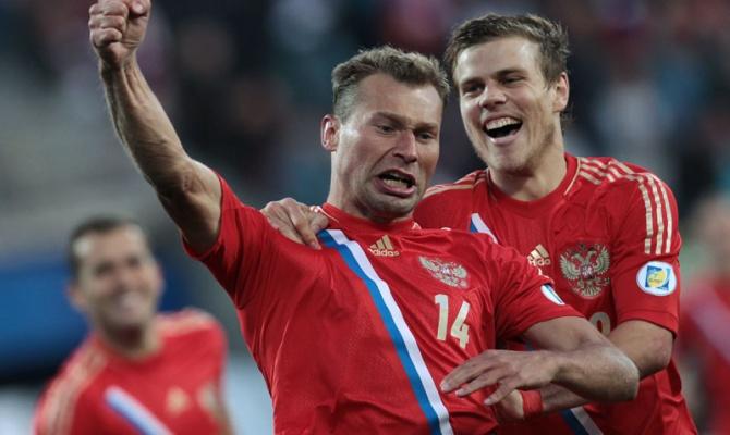 Товарищеские матчи. Россия — Сербия — 1:1. Хроника событий