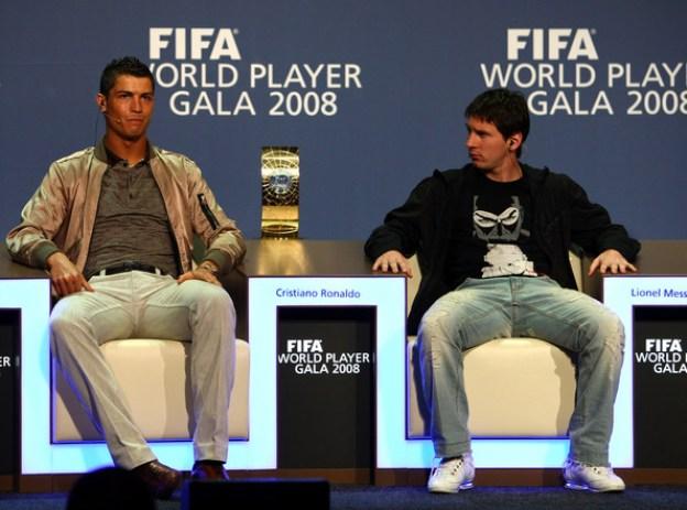 Месси — в «Реале», Роналду — в «Барселоне». «Эхо войны брендов»