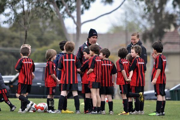 Как «Милан» создает академию по образу и подобию «Барселоны». «Маленькая Примавера»